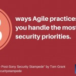 Use Agile To Steer The Post-Sony Security Stampede