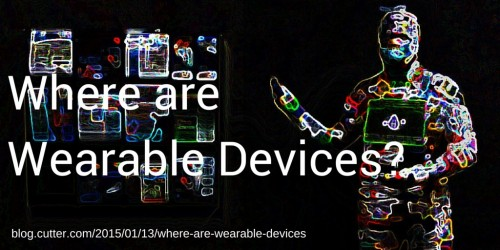 Where are Wearable Devices