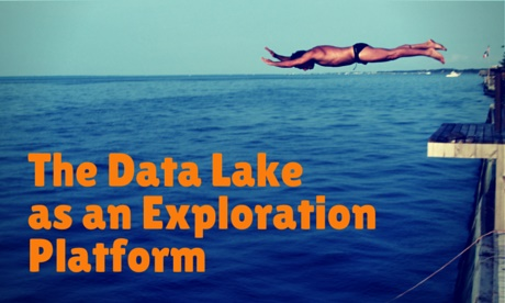 The Data Lake as an Exploration Platform