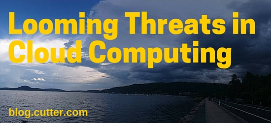 Looming Threats in Cloud Computing