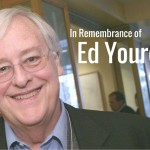 Thank You, Ed, for All You Gave Us