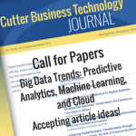 [Call for Papers] Big Data Trends: Predictive Analytics, Machine Learning, and Cloud