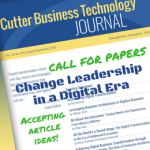 [Call for Papers] Change Leadership in a Digital Era