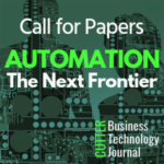 [Call for Papers] Automation: The Next Frontier